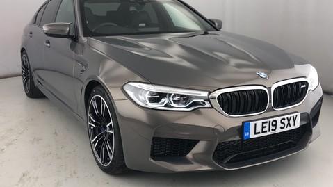 BMW M5 M5 Saloon 2