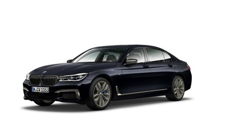 BMW 7 Series M760LI XDRIVE V12 1
