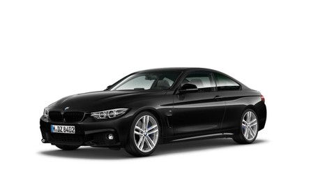 BMW 4 Series 420i M Sport Coupe 2