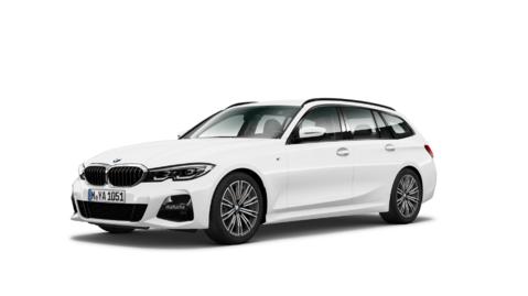 BMW 3 Series 320i M Sport Touring AUTO 1