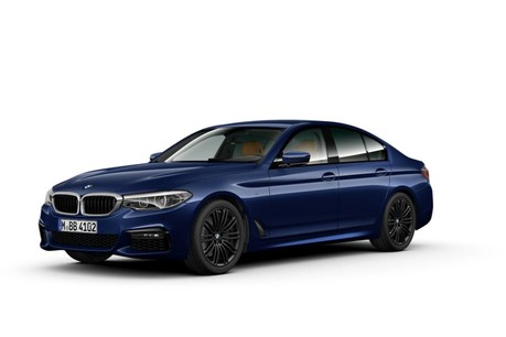 BMW 5 Series 520i M Sport Saloon