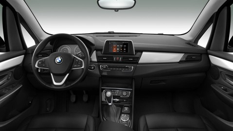 BMW 2 Series 216d SE Active Tourer Manual 4