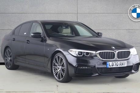 BMW 5 Series 520D XDRIVE M SPORT
