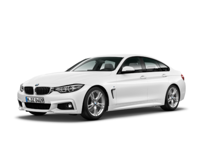 BMW 4 Series 420i M Sport Gran Coupe Manual