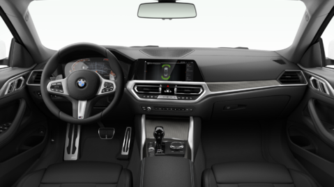BMW 4 Series 420i M Sport Convertible Auto 4