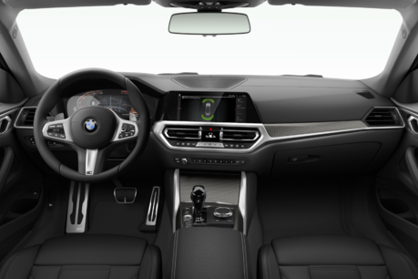BMW 4 Series 420i M Sport Convertible Auto 2