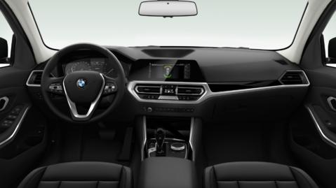 BMW 3 Series 318i SE Pro Saloon AUTO 3