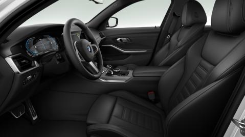 BMW 3 Series 330e M Sport Saloon AUTO 4