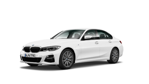 BMW 3 Series 330e M Sport Saloon AUTO 1