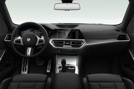 BMW 3 Series 330e M Sport Saloon AUTO 2