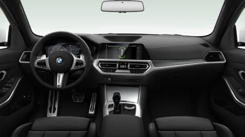 BMW 3 Series 330e M Sport Saloon AUTO 3
