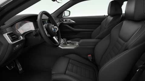 BMW 4 Series 420i M Sport Coupe AUTO 4