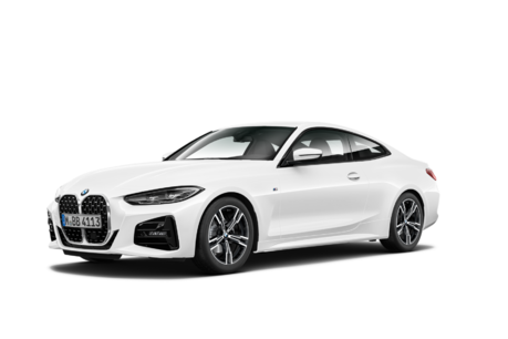 BMW 4 Series 420i M Sport Coupe AUTO 1