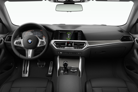 BMW 4 Series 420i M Sport Coupe AUTO 2