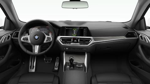 BMW 4 Series 420i M Sport Coupe AUTO 3