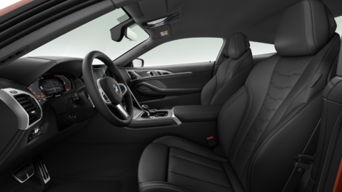 BMW 8 Series 840i Coupe AUTO 4