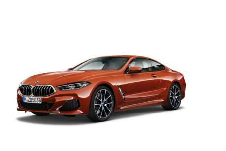 BMW 8 Series 840i Coupe AUTO