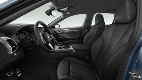 BMW 8 Series 840i Gran Coupe AUTO 4