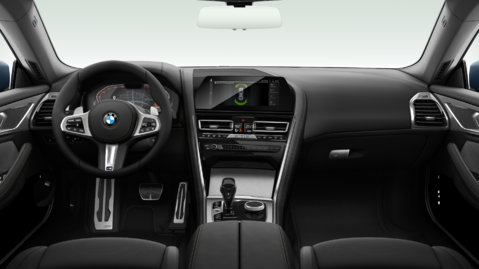 BMW 8 Series 840i Gran Coupe AUTO 3