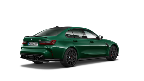 BMW M3 Competition Saloon 2