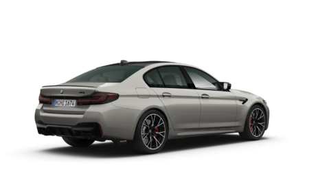 BMW M5 Competition Saloon 2