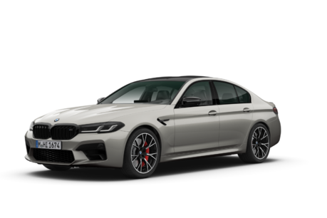 BMW M5 Competition Saloon 1
