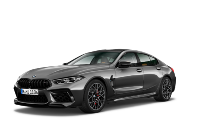 BMW M8 Competition Gran Coupe