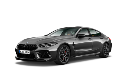 BMW M8 Competition Gran Coupe 1
