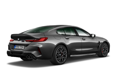 BMW M8 Competition Gran Coupe 2