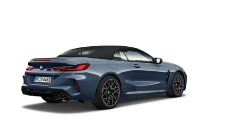 BMW M8 Competition Convertible 2