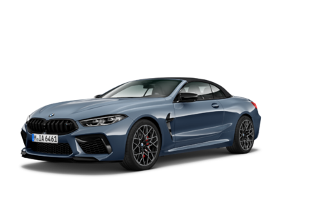 BMW M8 Competition Convertible 1