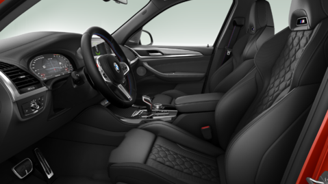 BMW X3 M Competition 4