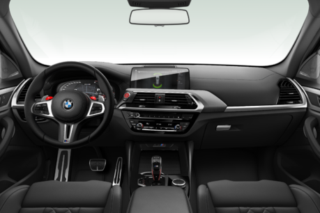 BMW X3 M Competition 2