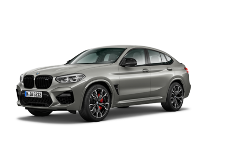 BMW X4 M Competition 1