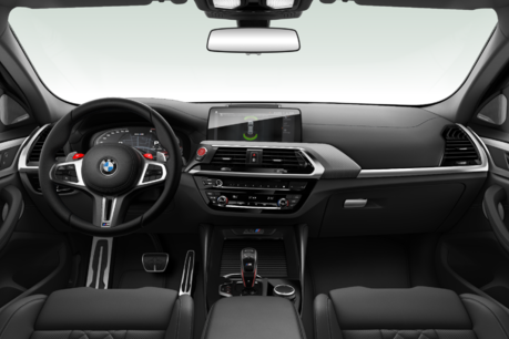 BMW X4 M Competition 2