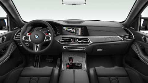 BMW X5 M Competition 4