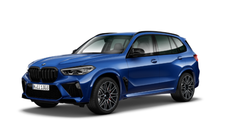 BMW X5 M Competition 1