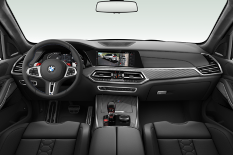 BMW X5 M Competition 2