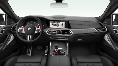BMW X6 M Competition 4