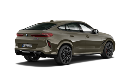 BMW X6 M Competition 2