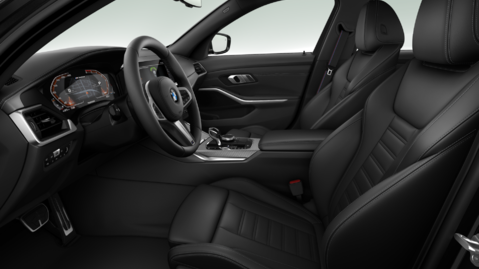 BMW 3 Series M340d xDrive Saloon AUTO 4