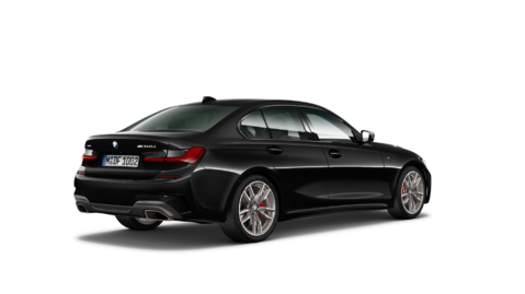 BMW 3 Series M340d xDrive Saloon AUTO 2