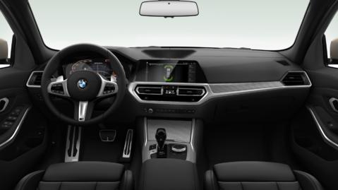 BMW 3 Series M340d xDrive Saloon AUTO 3