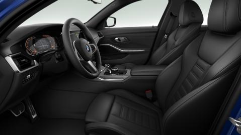 BMW 3 Series 330 M Sport Saloon AUTO 4
