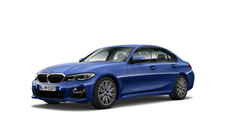 BMW 3 Series 330 M Sport Saloon AUTO 1