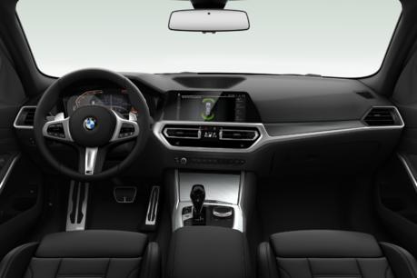 BMW 3 Series 330 M Sport Saloon AUTO 2
