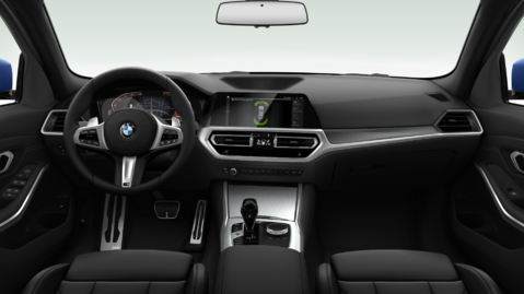 BMW 3 Series 330 M Sport Saloon AUTO 3