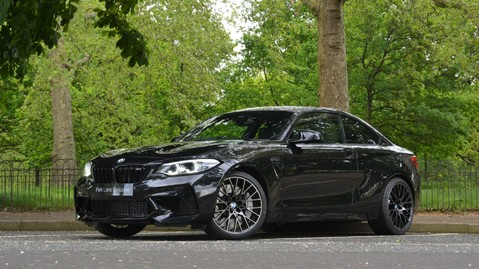 BMW M2 Competition Coupe 4