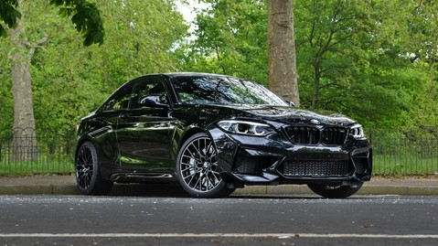 BMW M2 Competition Coupe 2