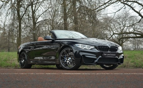 BMW M4 Competition Package Convertible